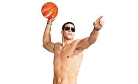 Kris Humphries Shirtless