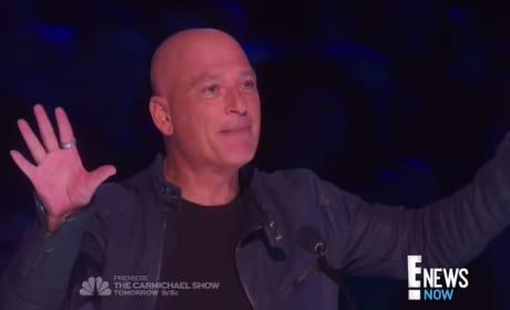 Howie Mandel Apologizes for Bulimia Joke on America's Got Talent