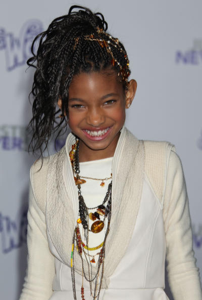 Willow at Premiere