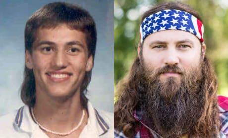 Wille Robertson: No Beard!
