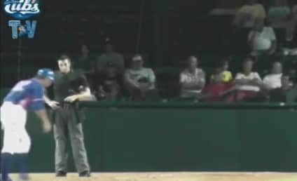 "Umpire Ejects Music Guy For ""Three Blind Mice"" Selection"