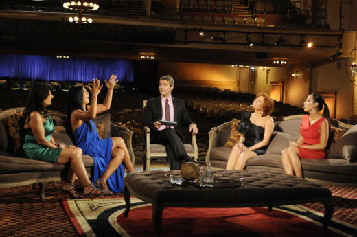 A Real Housewives Reunion