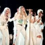 Kesha Sings at the 2018 Grammy's