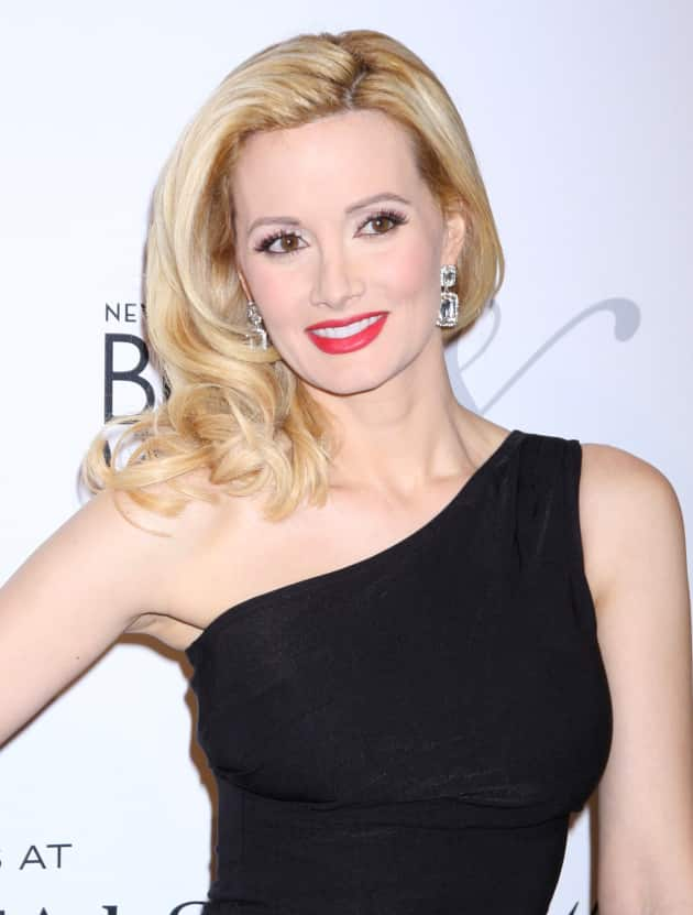 Holly Madison Defends Baby Name Zings Crystal Harris