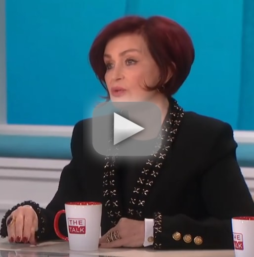 Sharon osbourne dunks on agt its a freaking boys club