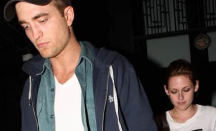 Source Spots Robert Pattinson and Kristen Stewart at Concert, Confirms Hook Up Suspicions