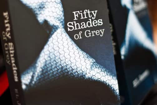 Fifty Shades of Grey Book Cover Pic