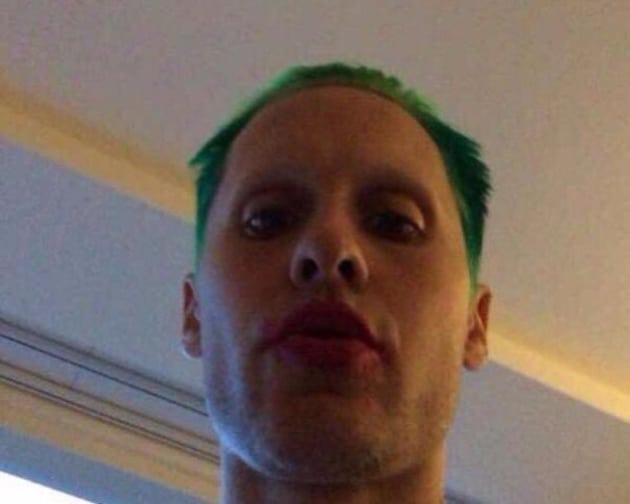 Jared Leto Joker Photo