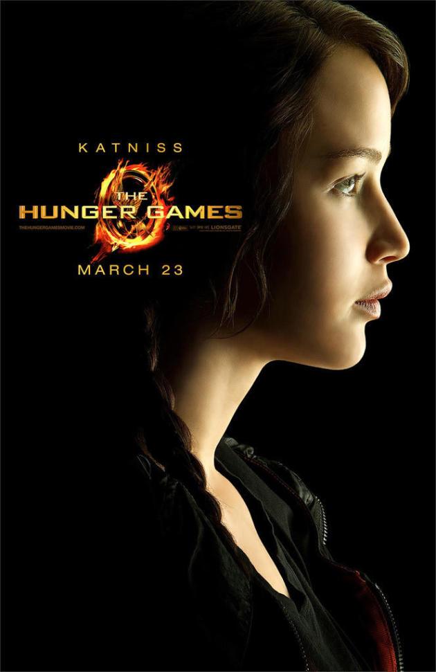 Katniss Everdeen Poster