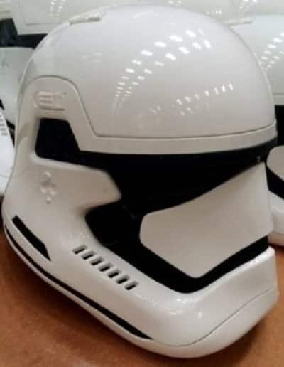 Star Wars Episode VII Stormtrooper Helmet