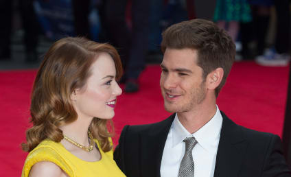 Emma Stone and Andrew Garfield: Back Together?!
