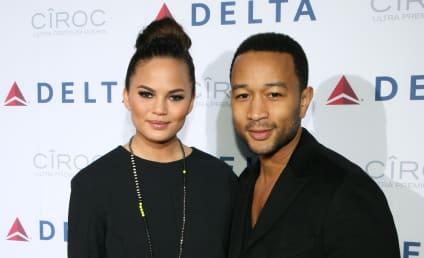 Chrissy Teigen Rumors: Model Denies John Legend Cheated, Threatens to Murder Fake Bathroom GF