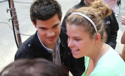 Taylor Lautner on Eclipse: It's My Favorite!