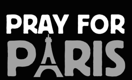 Paris Terrorist Attacks: Stars Send Prayers, Wishes