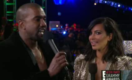 Kanye West BLASTS Grammys for Beck Album of the Year Win