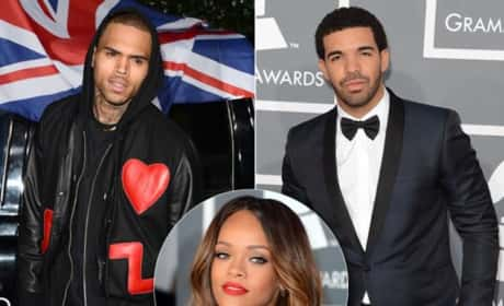 Drake, Chris Brown Ending Feud?