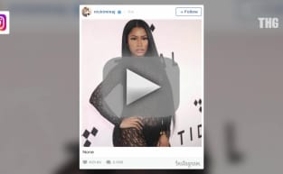 Nicki Minaj Instagram Photos: See the Sexiest!