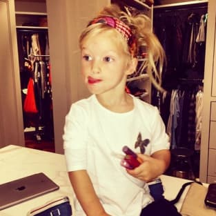 3e9de185d0cc Jessica Simpson Shares Pics of Daughter Maxwell on Instagram  She s ...