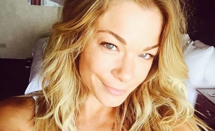 LeAnn Rimes Posts Nipple Pic on Instagram, Denies It