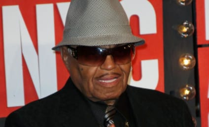 Joe Jackson Suffers Stroke, Will Be Alright