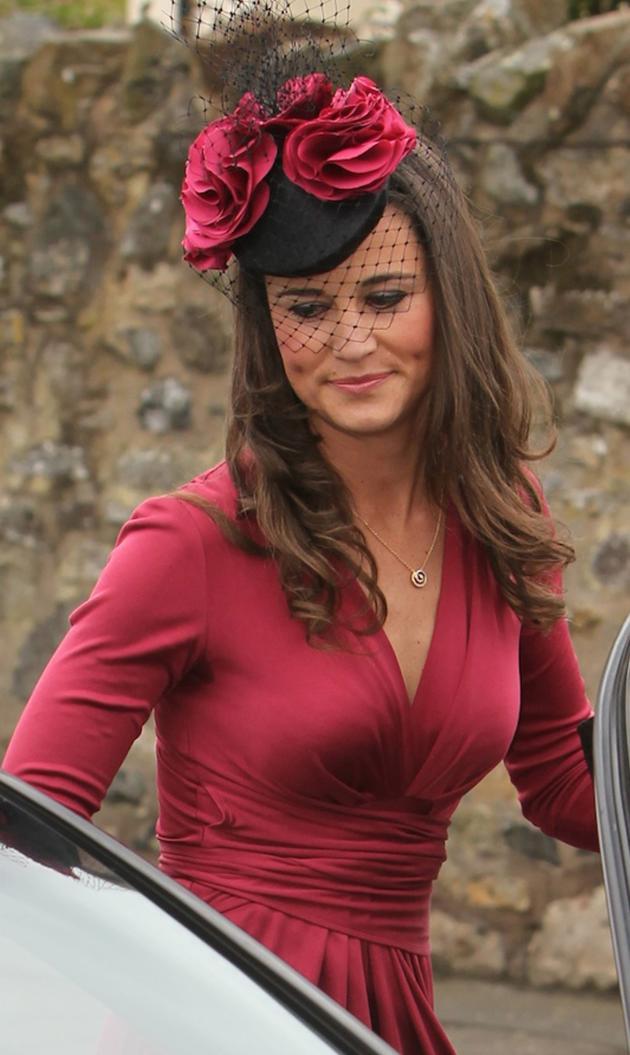 Pippa Middleton's Dress