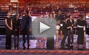 Random Dude Attempts to Pull a Kanye at People's Choice Awards, Gets Booted By Sharon Osbourne