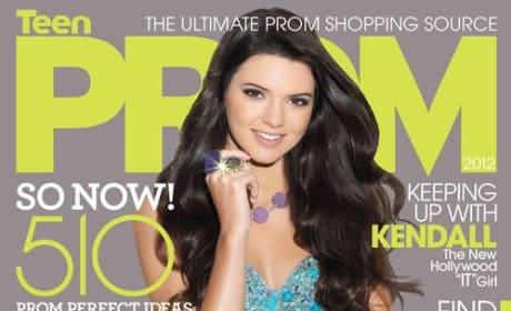 Kendall Jenner Magazine Cover