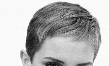 Emma Watson: Short Hair