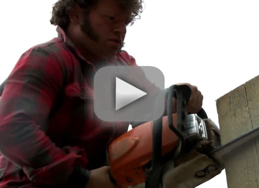 Alaskan bush people sneak peek gabe brown risks life and limb