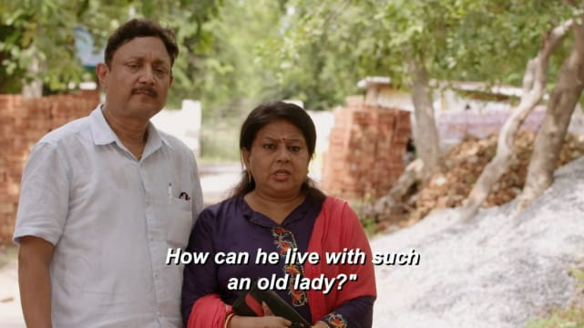 Anil and Sahna Singh