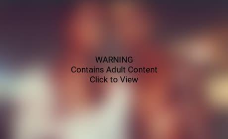 Adam Levine and Behati Prinsloo Nude