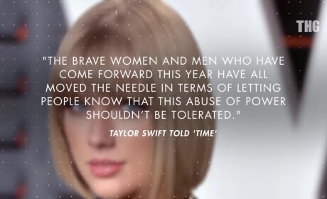 Taylor Swift Talks Sexual Assault