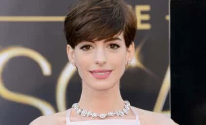 Anne Hathaway: Give Jennifer Lawrence a Break, People!