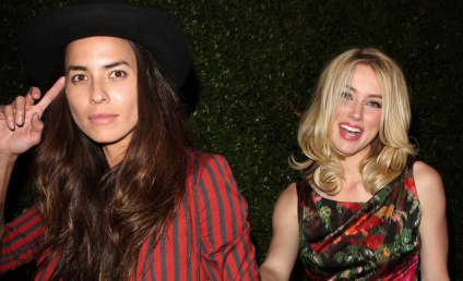 Amber Heard Comes Out as a Lesbian