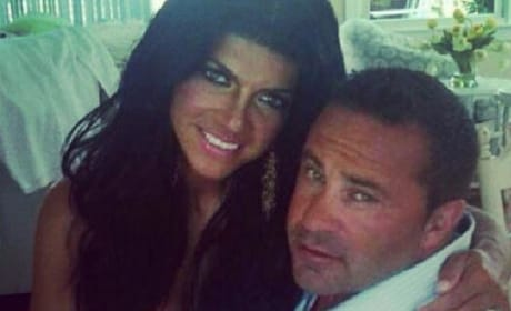 Teresa and Joe Giudice on Instagram