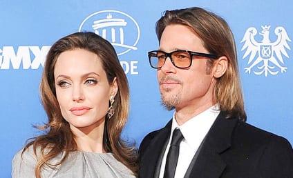 Brad Pitt and Angelina Jolie: No Wedding Date Set