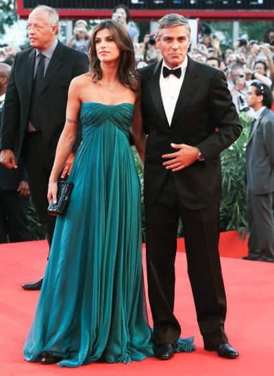 George Clooney, Girlfriend