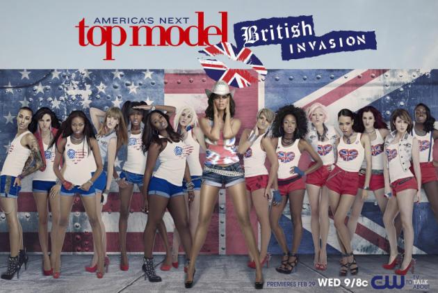 America's Next Top Model Poster