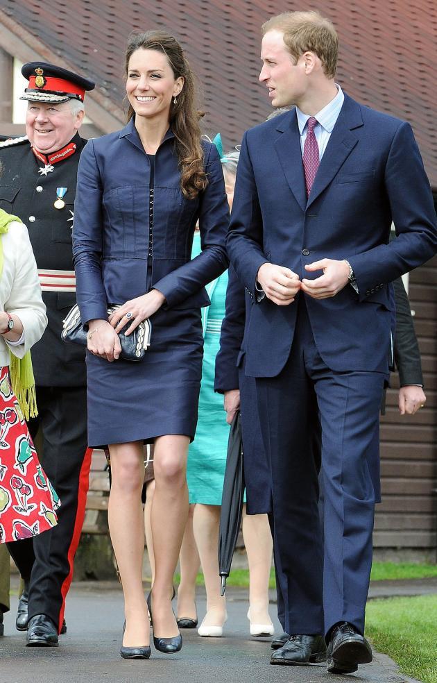 Kate Middleton, Prince William Photo