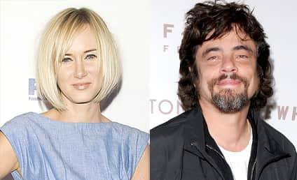 Kimberly Stewart and Benicio del Toro: Expecting!