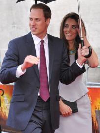 Kate, William