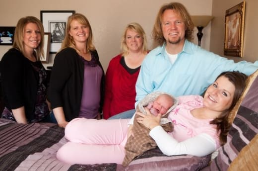 Kody Brown, Family