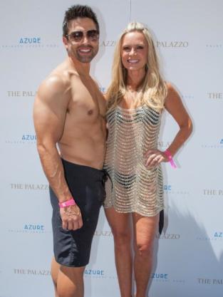 Eddie and Tamra Judge Photo