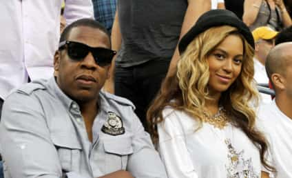 Jay-Z and Beyonce: Dieting Together!