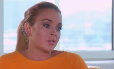 Lindsay Lohan - I Am An Addict!