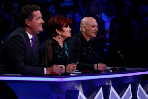 AGT Judges