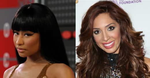 Nicki Minaj - Farrah Abraham