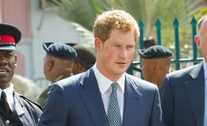 Prince Harry Wants to Make Princess Diana Proud With AIDS Charity Work