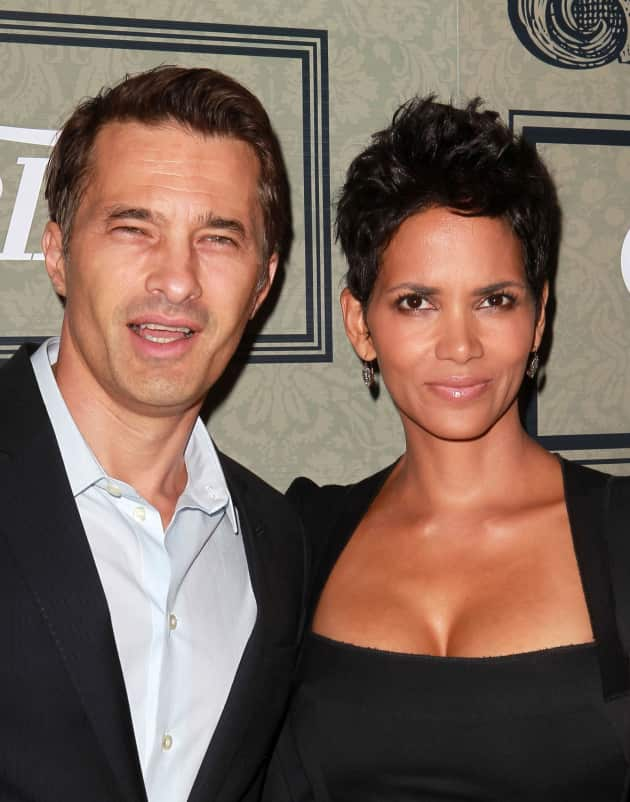 Olivier Martinez and Halle Berry Pic