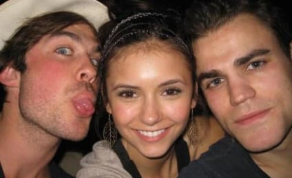 Nina Dobrev Posts Throwback Pic, Joins #GoodbyeElena Movement